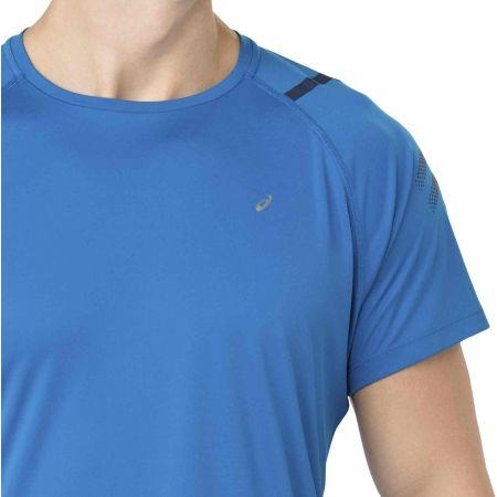 Pánske bežecké tričko - Asics ICON SS TOP - 4