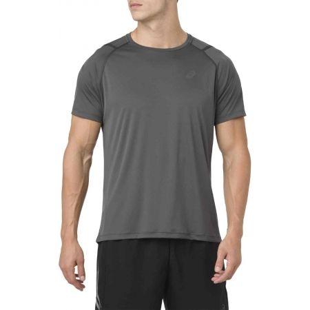 Мъжка тениска за бягане - Asics ICON SS TOP - 1
