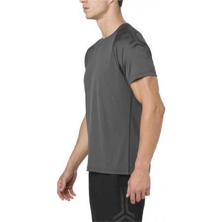 Мъжка тениска за бягане - Asics ICON SS TOP - 4