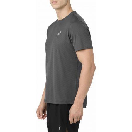 Tricou alergare bărbați - Asics SILVER SS TOP - 5