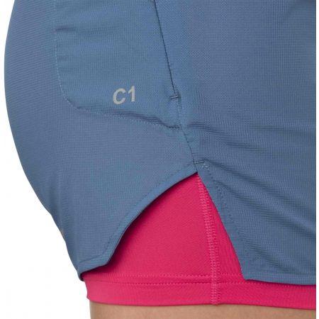 Dámske bežecké šortky - Asics COOL 2-N-1 SHORT - 7