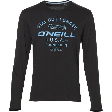O'Neill LM STAY OUT L/SLV T-SHIRT - Pánske tričko s dlhým rukávom