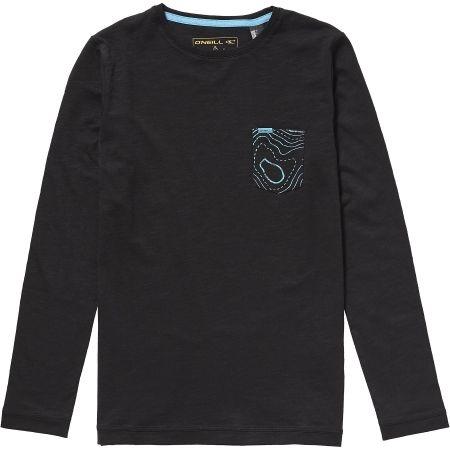 Chlapecké triko s dlouhým rukávem - O'Neill LB JACK'S BASE L/SLV T-SHIRT - 1