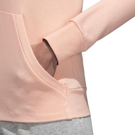 Bluza damska - adidas ESSENTIALS SOLID FULLZIP HOODIE - 6