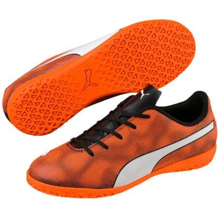 Detská halová obuv - Puma RAPIDO IT JR