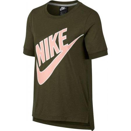 Dámske tričko - Nike NSW TOP SS PREP FUTURA - 1