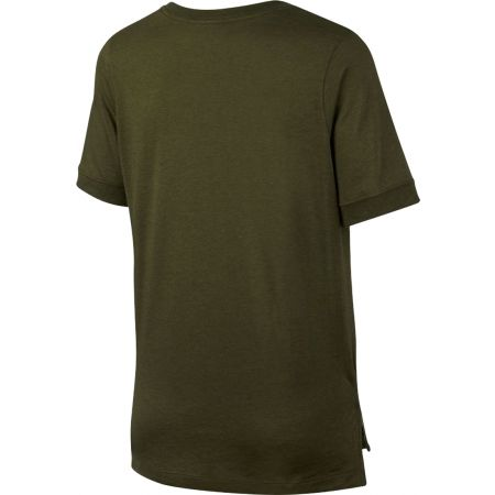 Dámske tričko - Nike NSW TOP SS PREP FUTURA - 2