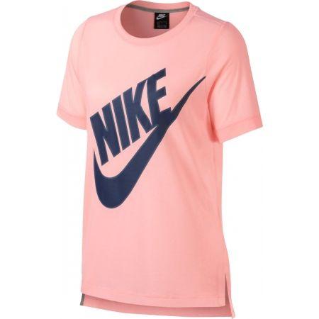 Tricou damă - Nike NSW TOP SS PREP FUTURA - 5