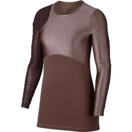 Nike HPRCL TOP LS GLAMOUR - Women's long-sleeved T-shirt