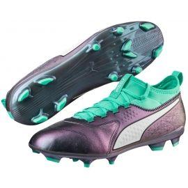 Puma ONE 3 IL LTH FG - Men's football boots