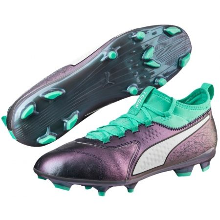 Puma ONE 3 IL LTH FG - Men's football boots