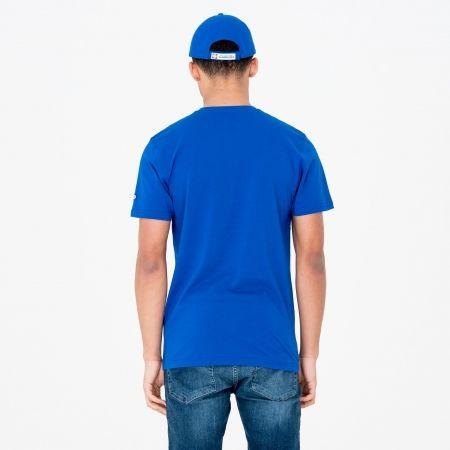 Tricou de bărbați - New Era NE NBA GOLDEN WARRIOR - 3