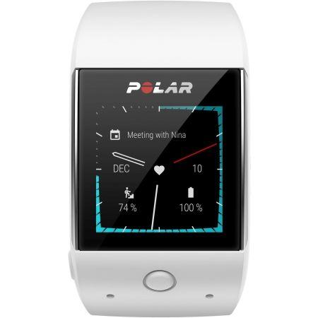 Sportovní hodinky - POLAR M600 - 1