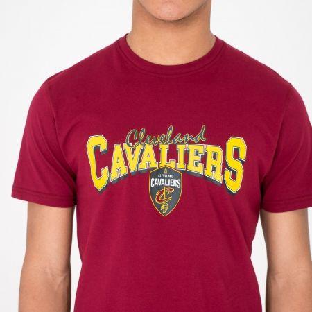 Tricou de bărbați - New Era NE NBA CLEVELAND CAVALIERS - 2