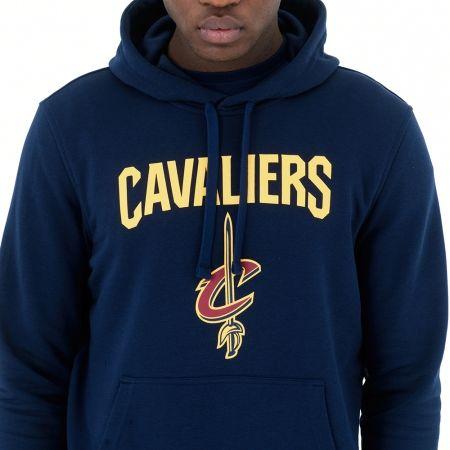 Men's sweatshirt - New Era NE TEAM LOGO CLEVELAND CAVALIERS - 3