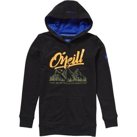 Chlapčenská mikina - O'Neill LB PCH CALIFORNIA FZ HOODIE - 1