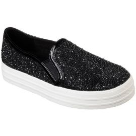 Skechers DOUBLE UP-GLITZY GAL - Дамска гуменка slip-on
