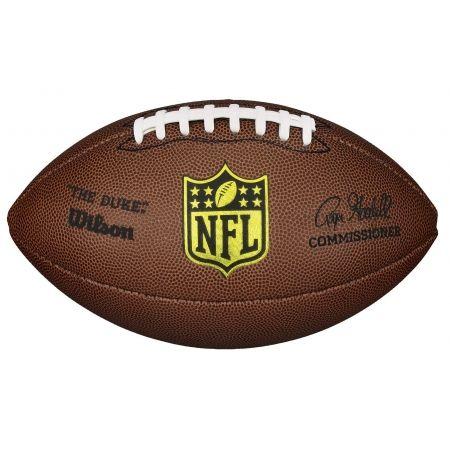 Míč na americký fotbal - Wilson NFL DUKE REPLICA DEFLATE FB