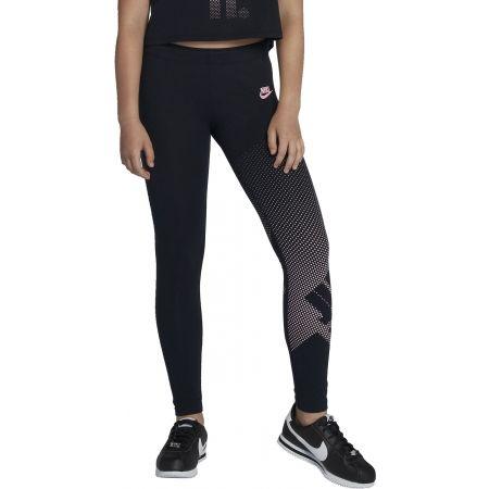 Colanți fete - Nike NSW LGGNG FAVORITE GX1 - 2