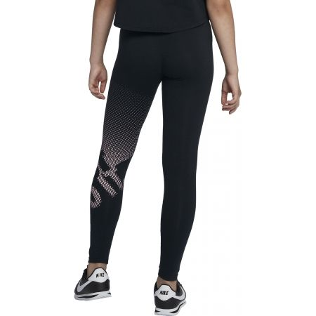 Dievčenské legíny - Nike NSW LGGNG FAVORITE GX1 - 3