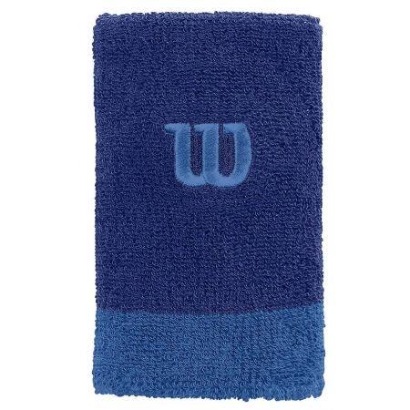 Кърпа за тенис - Wilson EXTRA WIDE WRISTBAND - 1