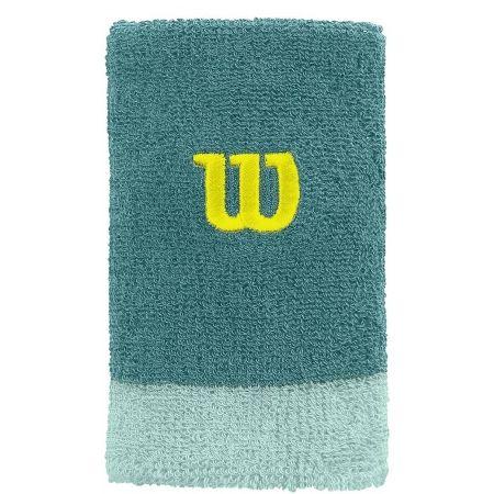 Кърпа за тенис - Wilson EXTRA WIDE WRISTBAND - 2