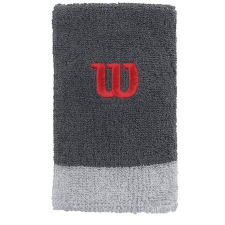 Кърпа за тенис - Wilson EXTRA WIDE WRISTBAND - 3