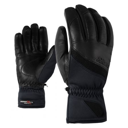 Dámské lyžařské rukavice - Ziener KALIFORNIA GWS PR LADY BLACK