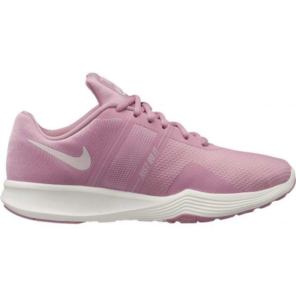 Nike CITY TRAINER 2 W różowy 8 - Obuwie treningowe damskie