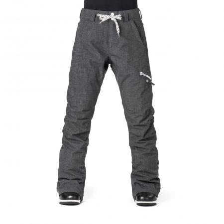 Dámské zimní lyžařské/snowboardové kalhoty - Horsefeathers REI PANTS - 1