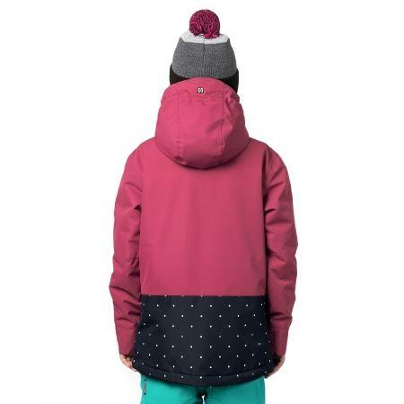 Dívčí snowboardová/lyžařská bunda - Horsefeathers JUDY KIDS JACKET - 2