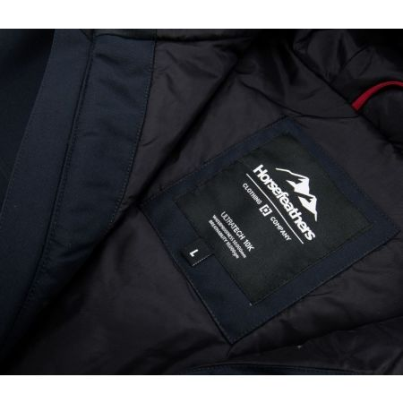 Pánska lyžiarska/snowboardová bunda - Horsefeathers FALCON JACKET - 3