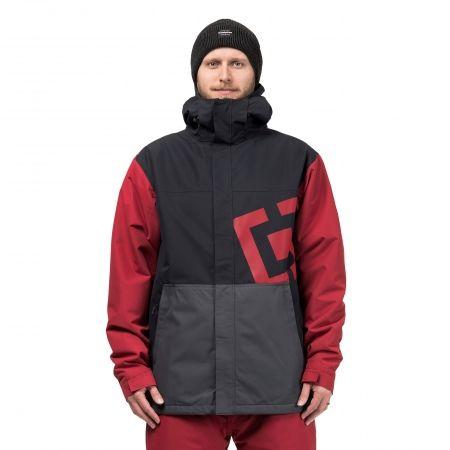 Pánska lyžiarska/snowboardová bunda - Horsefeathers FALCON JACKET - 1