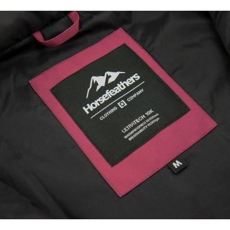 Dámska lyžiarska/snowboardová bunda - Horsefeathers LOMA JACKET - 3