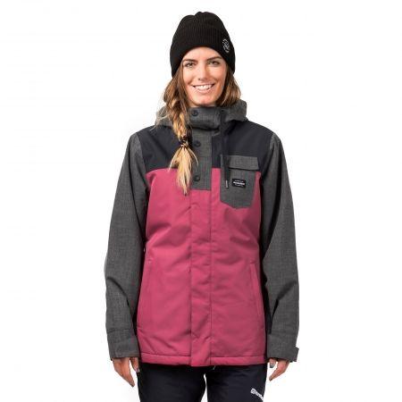 Dámska lyžiarska/snowboardová bunda - Horsefeathers LOMA JACKET - 1