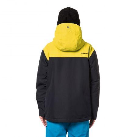 Chlapecká lyžařská/snowboardová bunda - Horsefeathers FALCON KIDS JACKET - 2