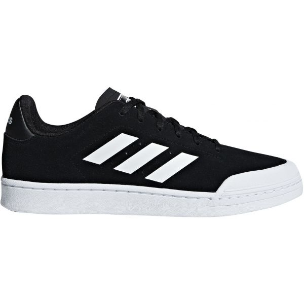 adidas COURT 70S černá 12 - Pánská volnočasová obuv