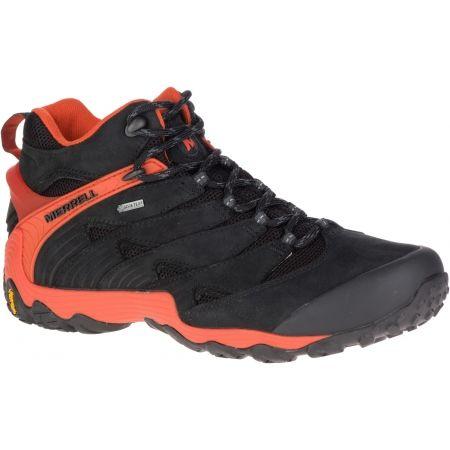 Мъжки туристически обувки - Merrell CHAM 7 MID GTX - 1