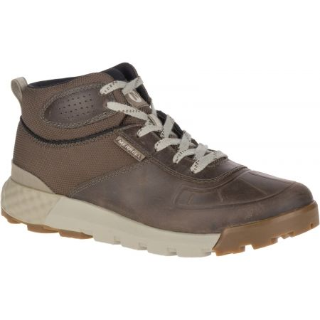 Merrell CONVOY MID POLAR WP AC+ - Men's winter shoes