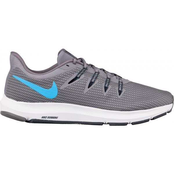 Nike QUEST šedá 9.5 - Pánská běžecká obuv