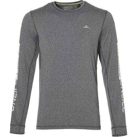 Pánske tričko - O'Neill PM TERRAIN HYBRID L/SLV TOP - 1