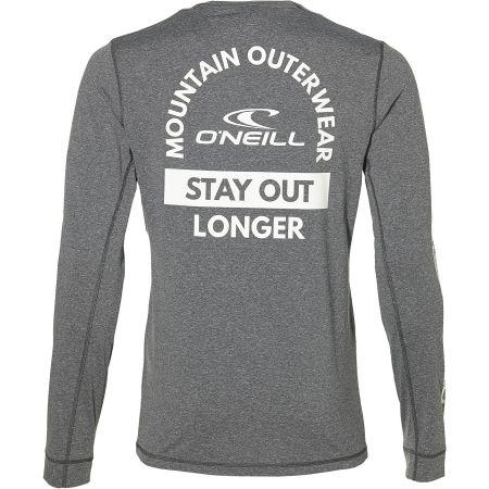 Pánské funkční triko s dlouhým rukávem - O'Neill PM TERRAIN HYBRID L/SLV TOP - 2