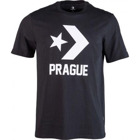 Pánské tričko - Converse PRAGUE TEE - 1