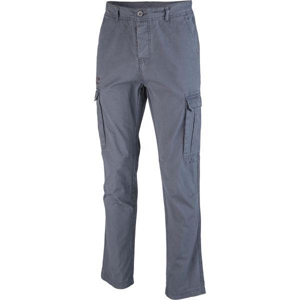Umbro GORDY šedá XL - Pánské volnočasové kalhoty