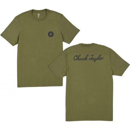 Tricou bărbați - Converse CHUCK TAYLOR TEE - 2