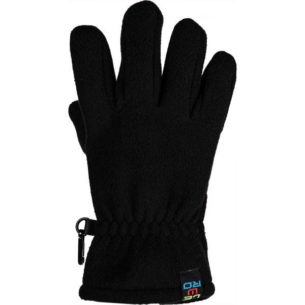 Lewro NARINDER  12-15 - Detské flísové rukavice