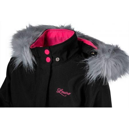 Dievčenská softshellová bunda - Lewro NAIA - 4