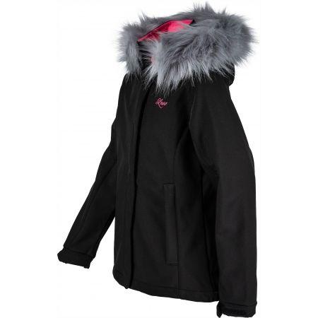 Dievčenská softshellová bunda - Lewro NAIA - 2