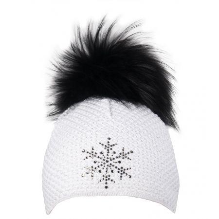 R-JET TOP FASHION EXCLUSIVE - Dámska pletená čiapka