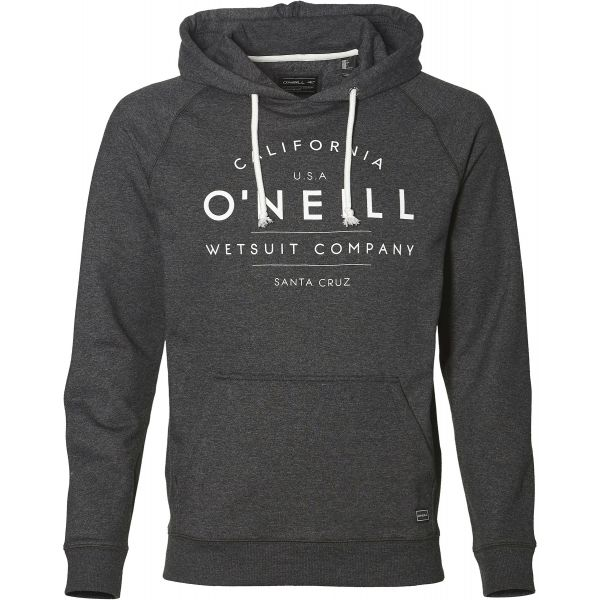 O'Neill LM O'NEILL HOODIE černá XL - Pánská mikina